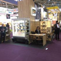 Gran acogida de los productos  Mr. Crock en Sirha de Lyon